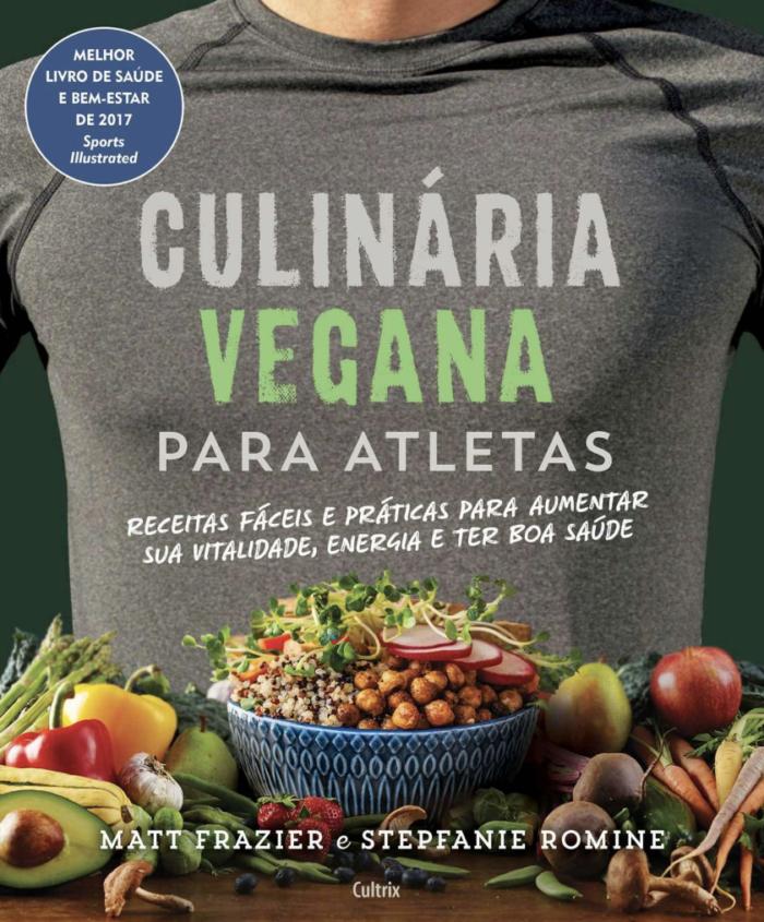 Alimentação vegana para atletas