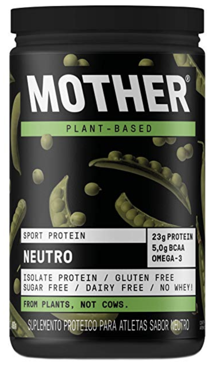 mother proteina vegana