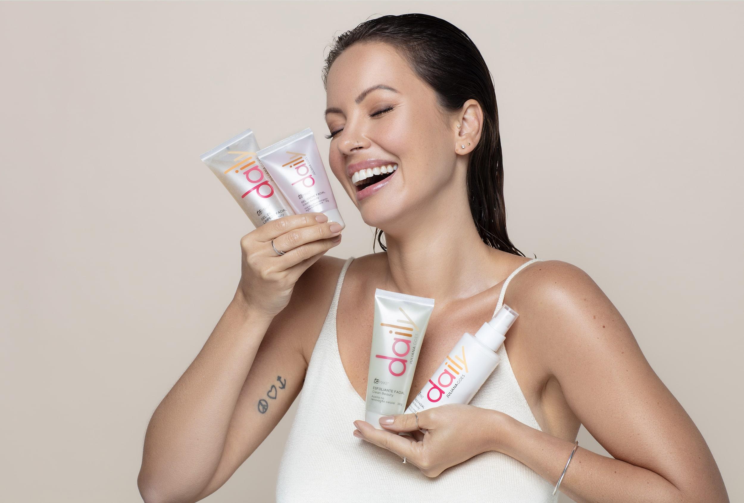 marca de cosmetico vegano da juliana goes