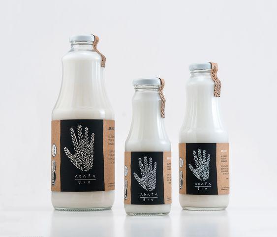 Adapa Bio leite vegetal