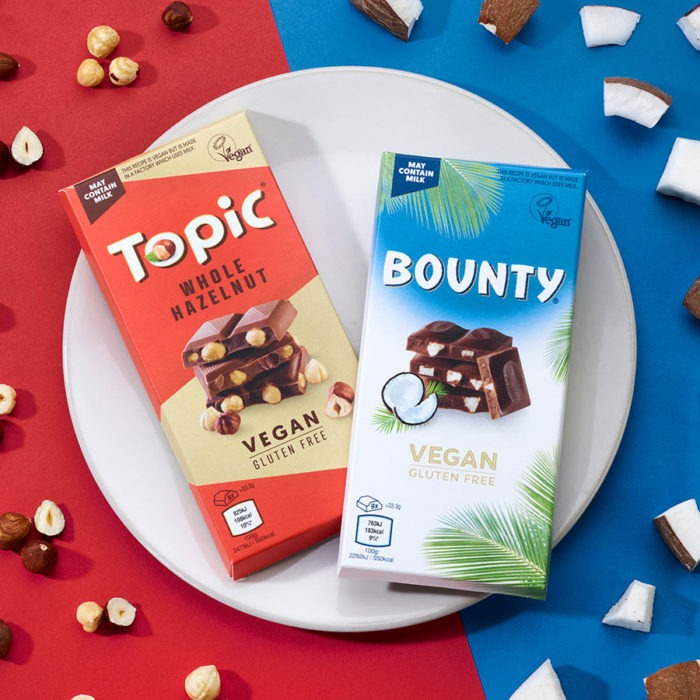 Barras-de-chocolate-vegano-Mars