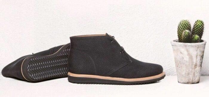 Calçados sustentáveis: Ahimsa