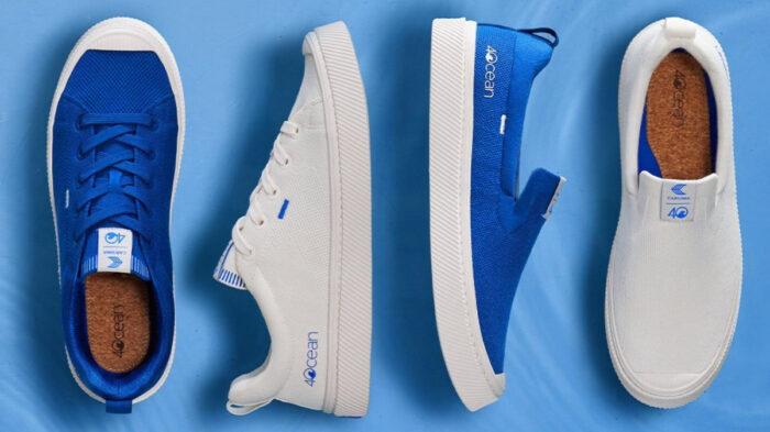 Calçados sustentáveis: Cariuma