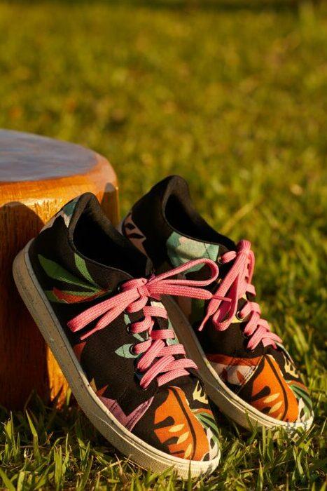 Calçados sustentáveis: Insecta Shoes