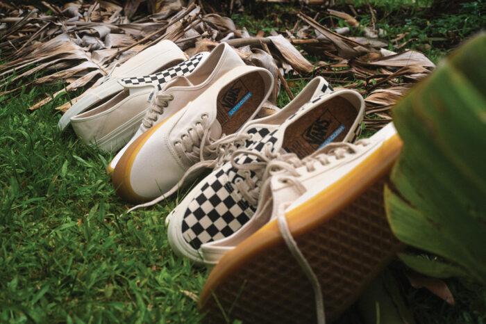 Vans lança a linha Eco Theory, de tênis sustentável