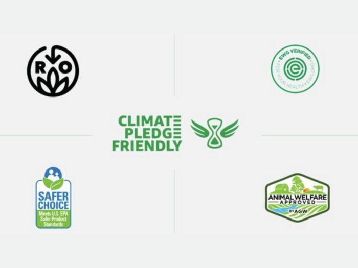 Certificações sustentáveis: Amazon