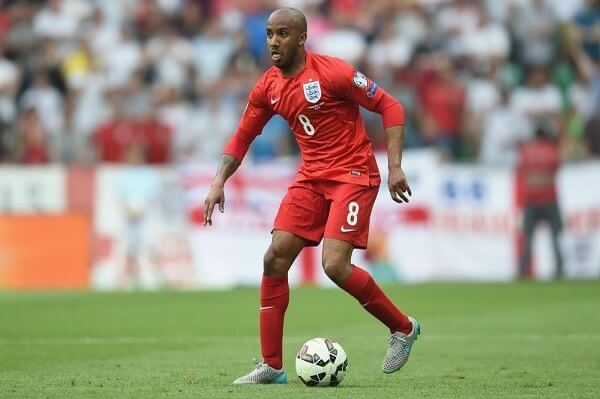 Jogador de futebol Fabian Delph