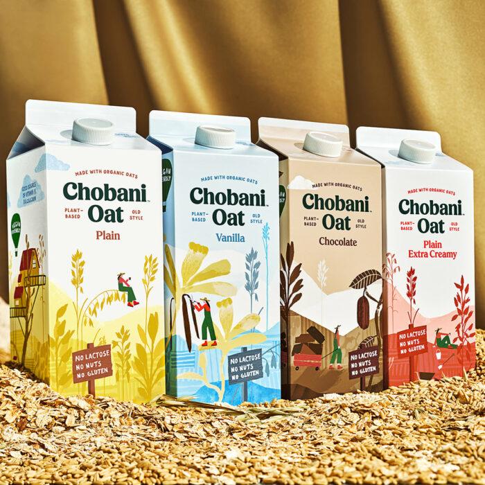 Fabricante de iogurte - Leites de aveia