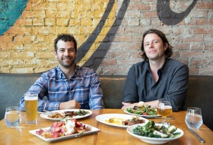 Empresa de carne plant-based - fundadores
