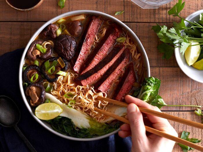 Empresa de carne plant-based - Meati Foods