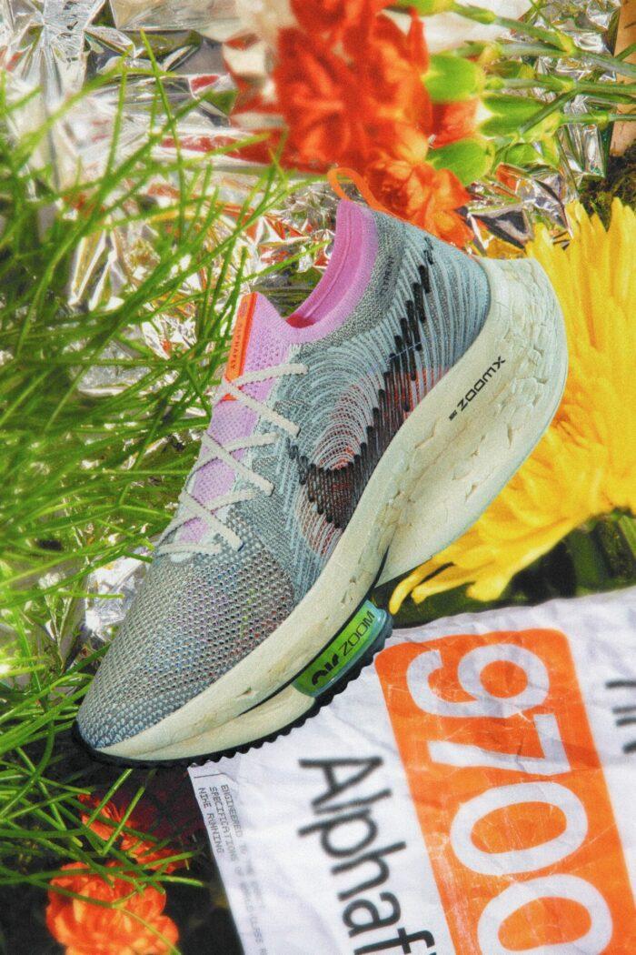 O tênis sustentável da Nike