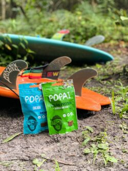 Marca de snacks veganos Popai Snack